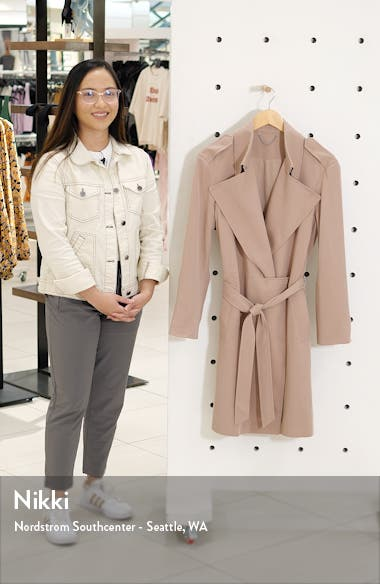 Bexley Trench Coat, sales video thumbnail