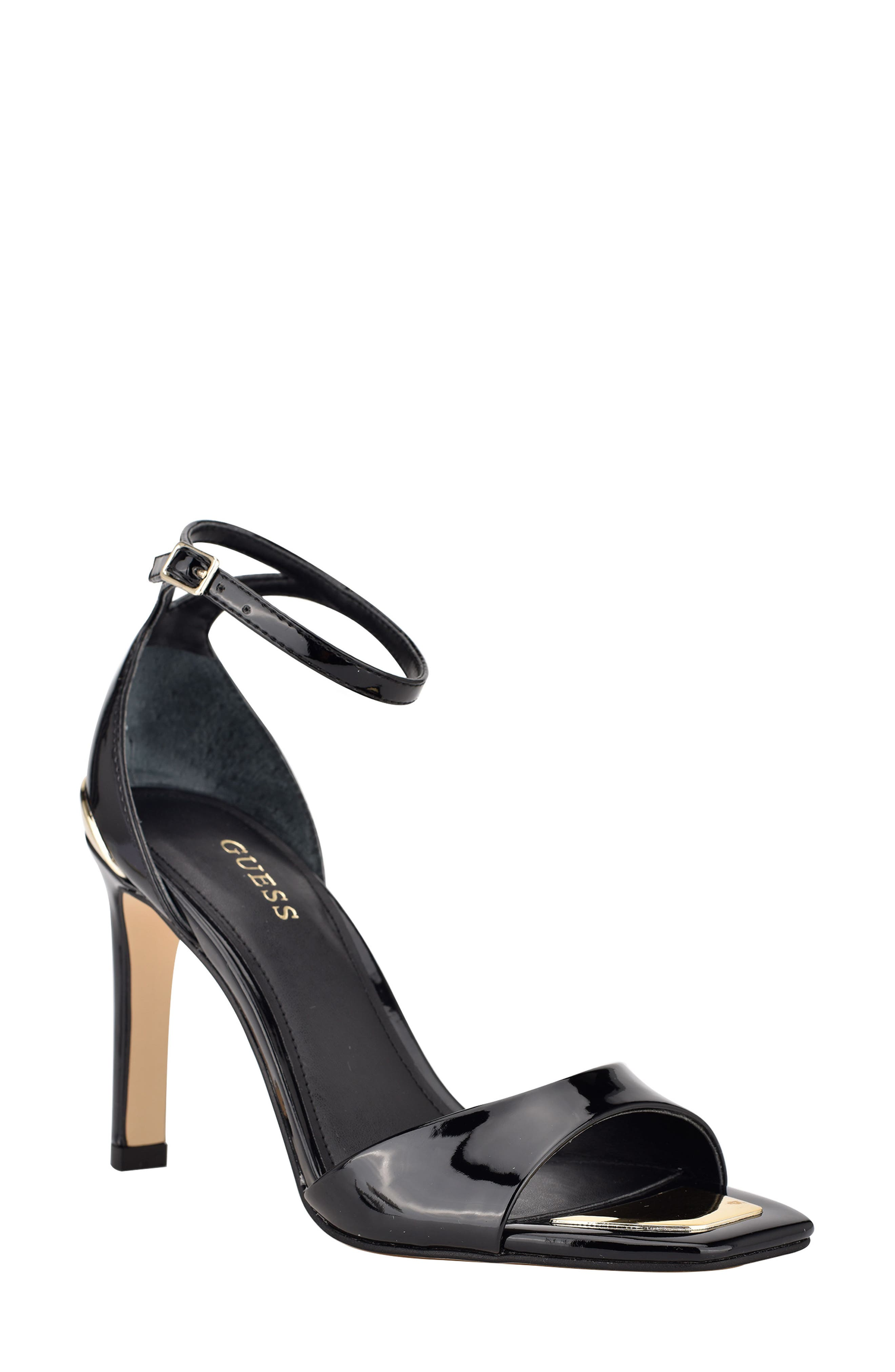 Divine Ankle Strap Sandal