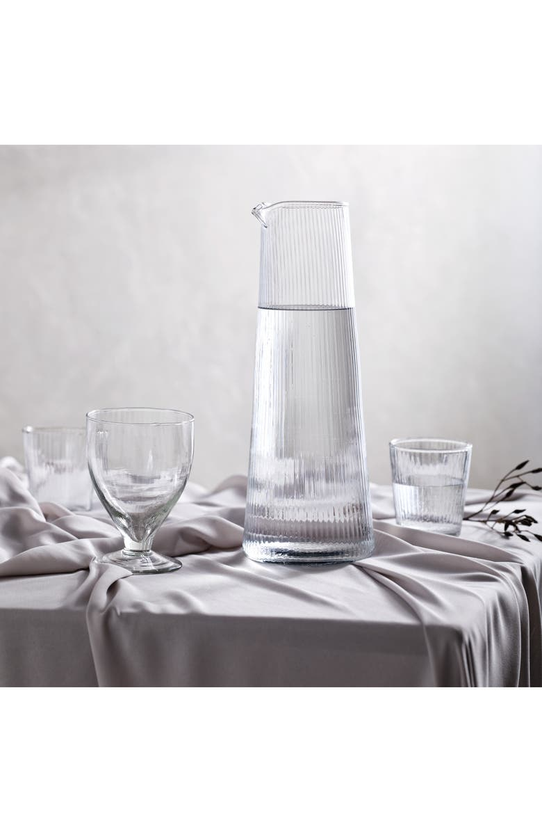 THE WHITE COMPANY Milford Carafe, Main, color, CLEAR