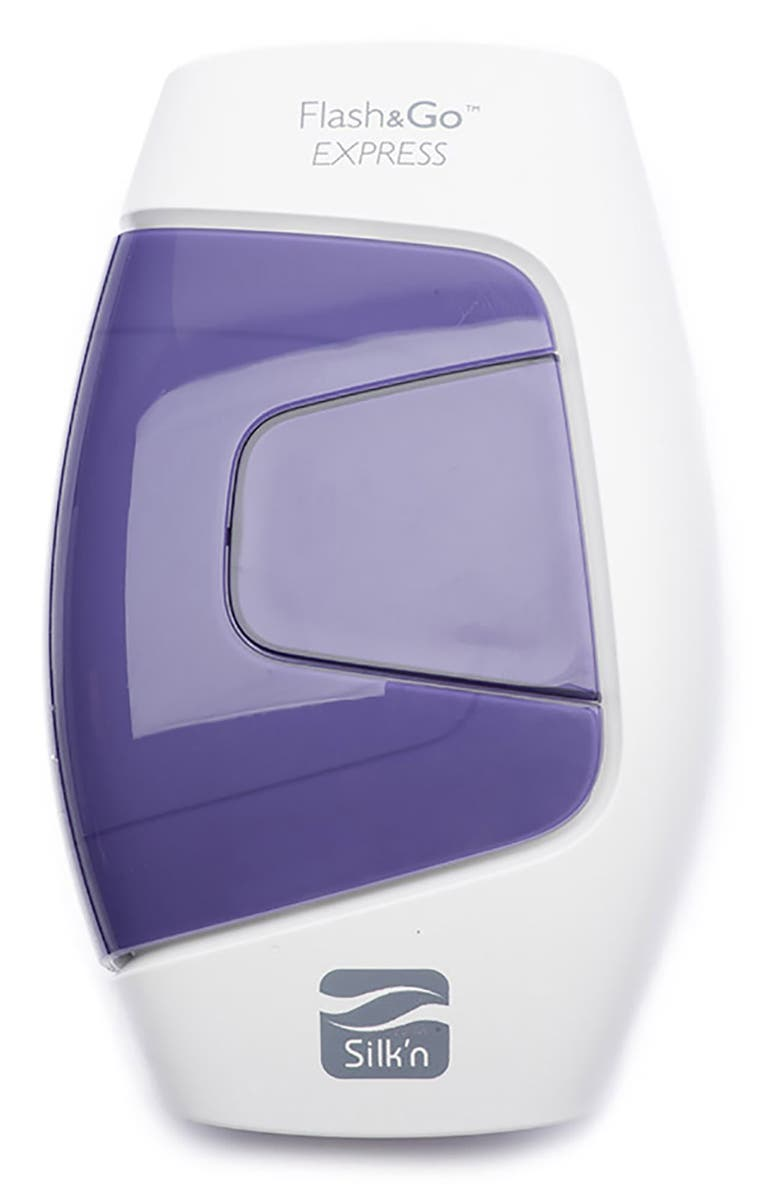 SILK'N Flash & Go Express Hair Removal Device, Main, color, NO COLOR