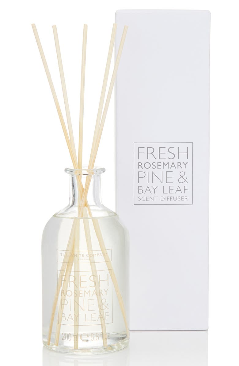 THE WHITE COMPANY Home Fragrance Diffuser, Main, color, FRESH ROSEMARY