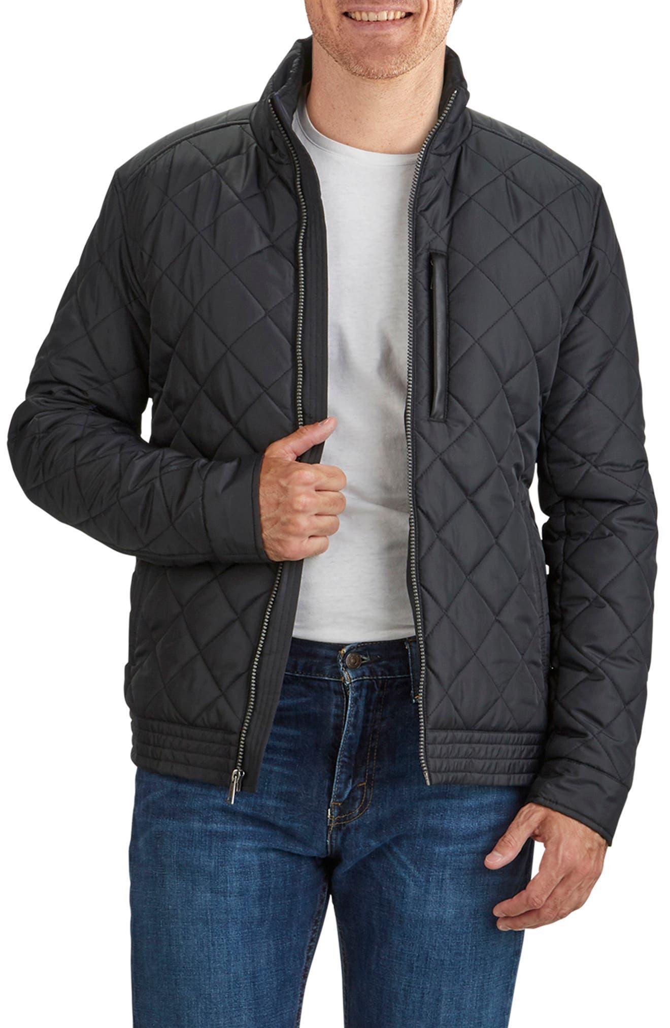 Men's Cole Haan Signature Quilted Jacket