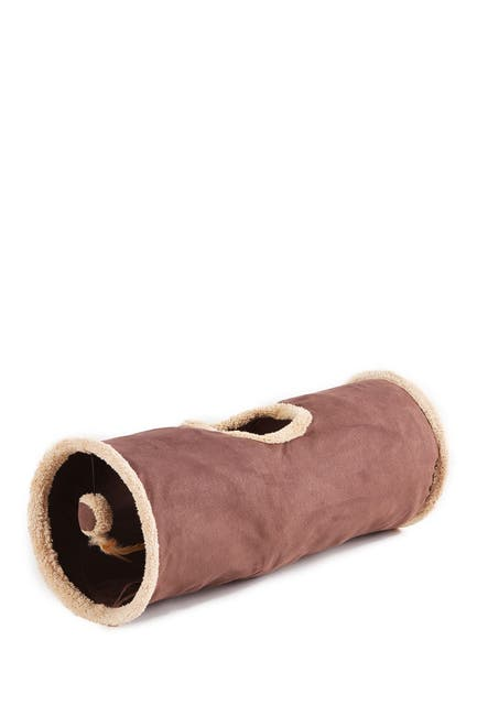 Image of Duck River Textile Brown Cat Tunnel