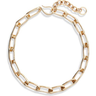 Faris Classic Chain Collar Necklace