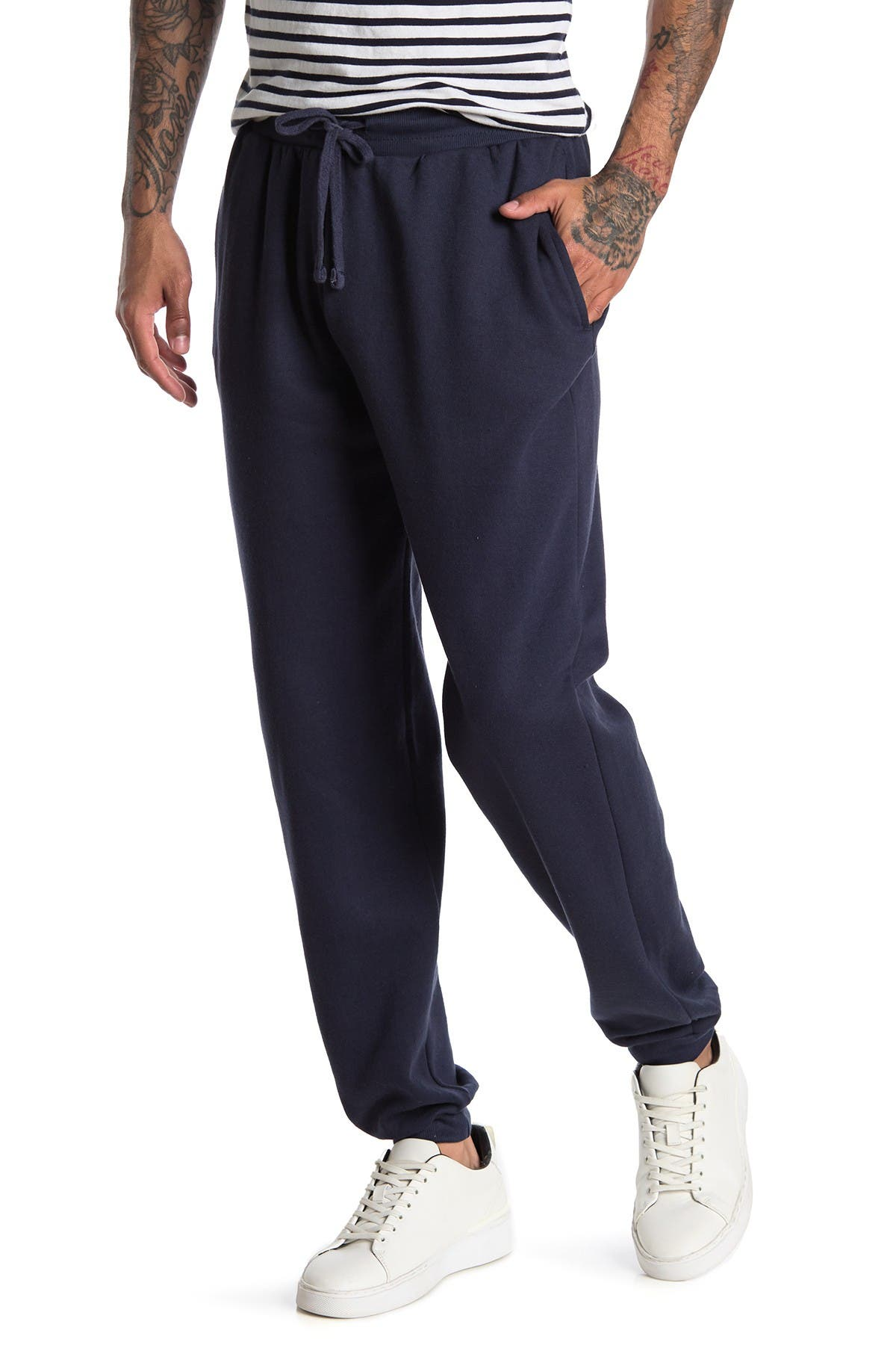Image of Trunks Surf and Swim CO. Fleece Knit Joggers