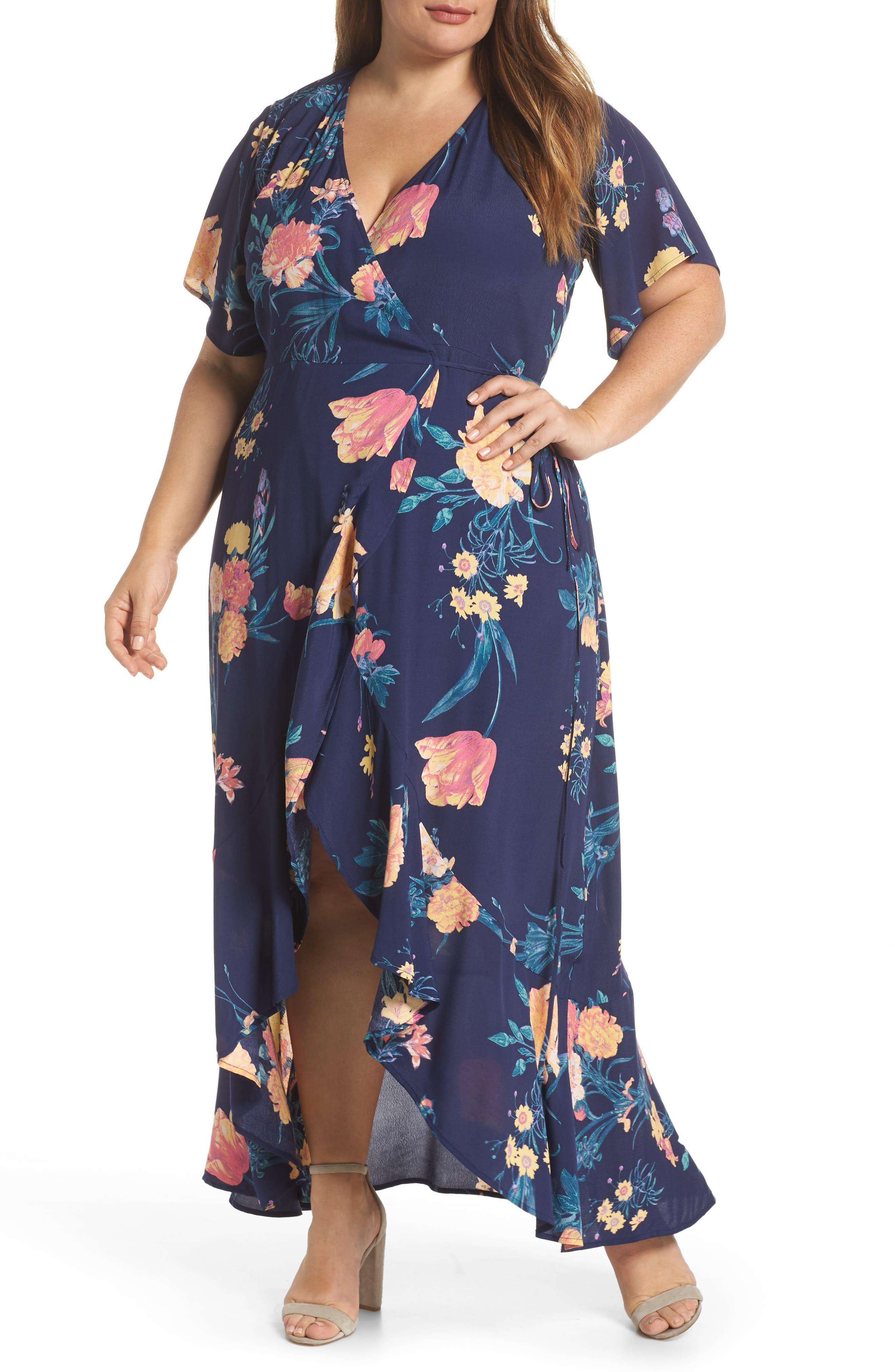 ,                             Long Languid Dress,                             Alternate thumbnail 4, color,                             410