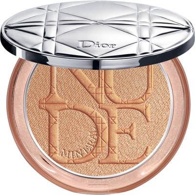 Dior Diorskin Nude Luminizer Shimmering Glow Powder - 04 Bronze Glow
