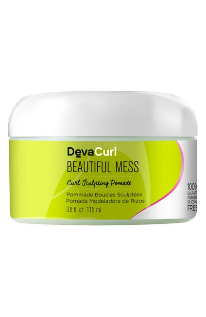 Image of DEVACURL Beautiful Mess Curl Sculpting Pomade - 3.8 oz.