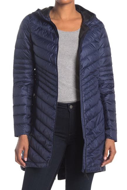 Image of Lole Claudia Hooded Down Puffer Jacket