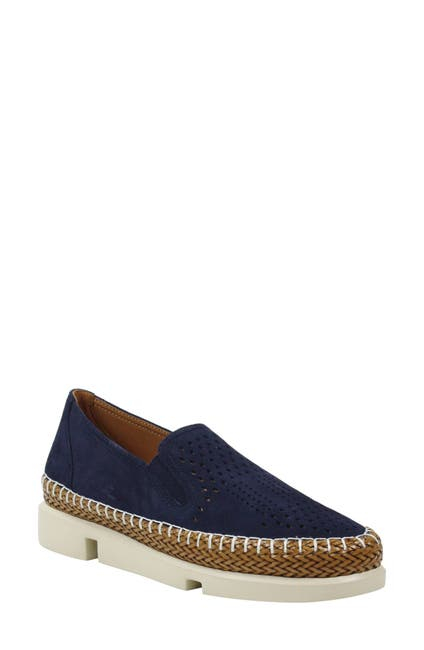 Image of L'Amour Des Pieds Stazzema Suede Loafer