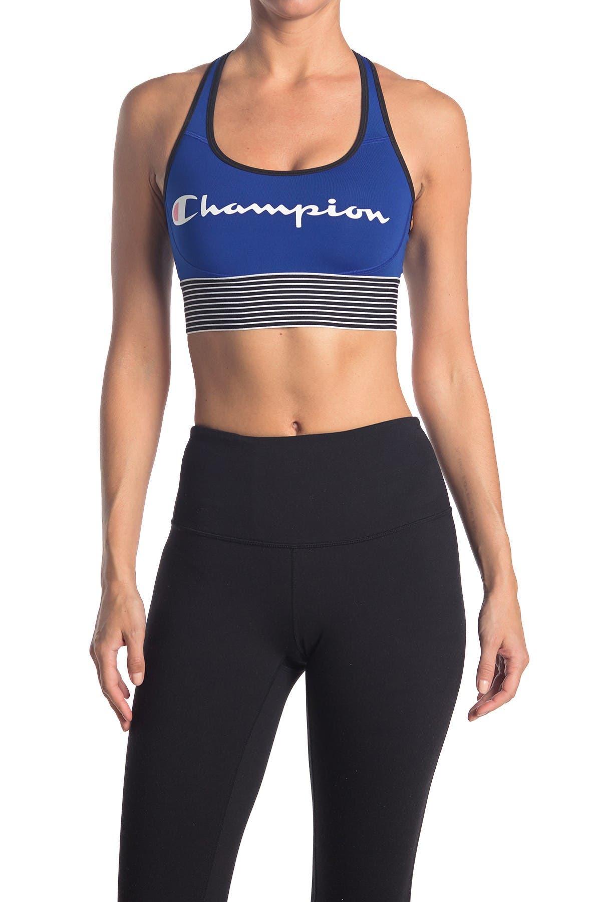 Champion Absolute Workout Shape Sports Bra Bra