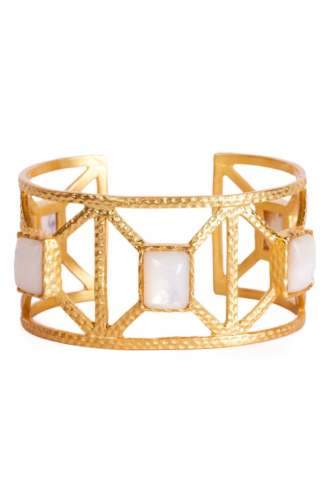 Lennox Cuff Bracelet