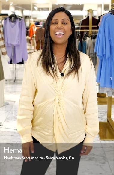 Julia Sleeveless Corduroy Dress, sales video thumbnail