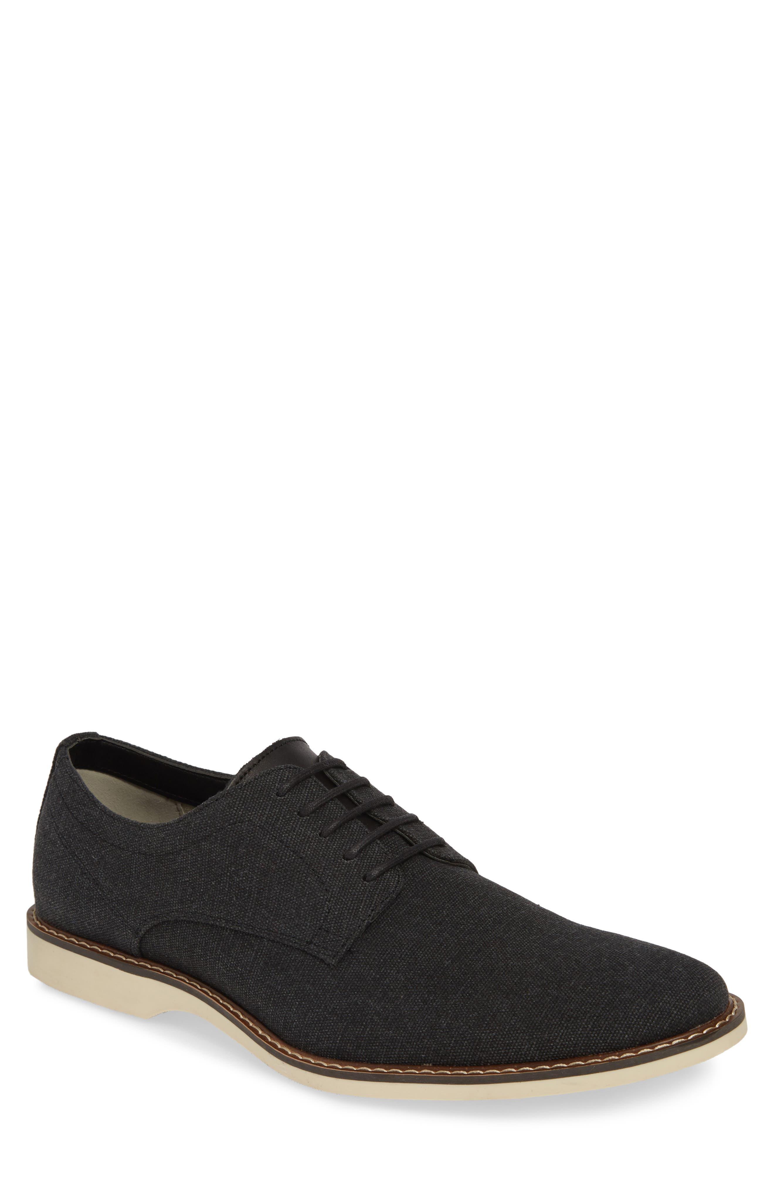 Austin Buck Shoe, Main, color, BLACK CAN
