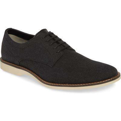 The Rail Austin Buck Shoe, Black