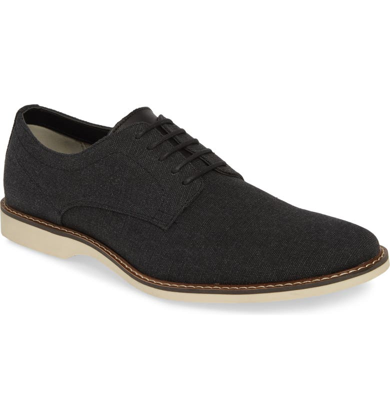 THE RAIL Austin Buck Shoe, Main, color, BLACK CAN
