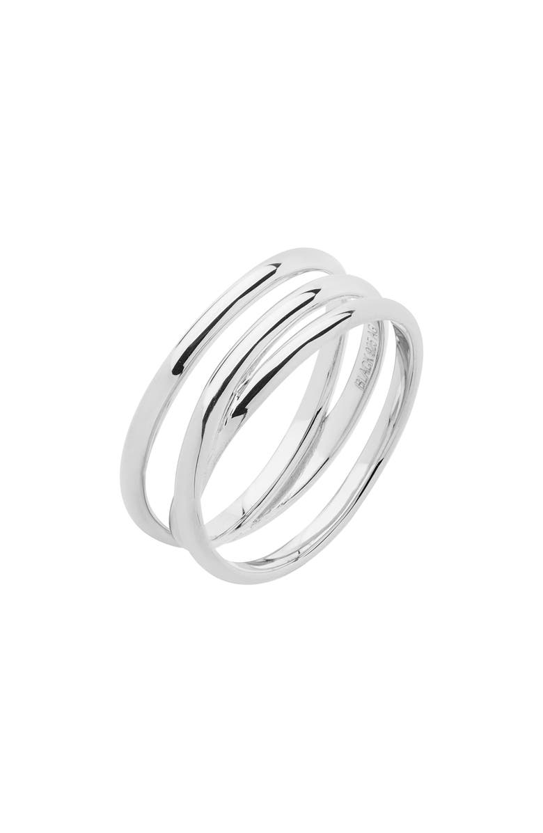 MARIA BLACK Heroes Emily Wrap Ring, Main, color, 041