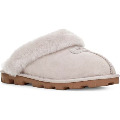 UGG Genuine Shearling Slipper, Purple