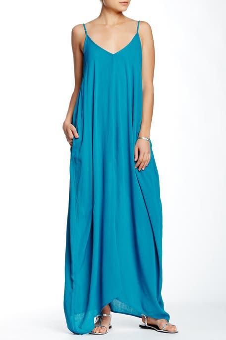 Love Stitch - Gauze Maxi Dress