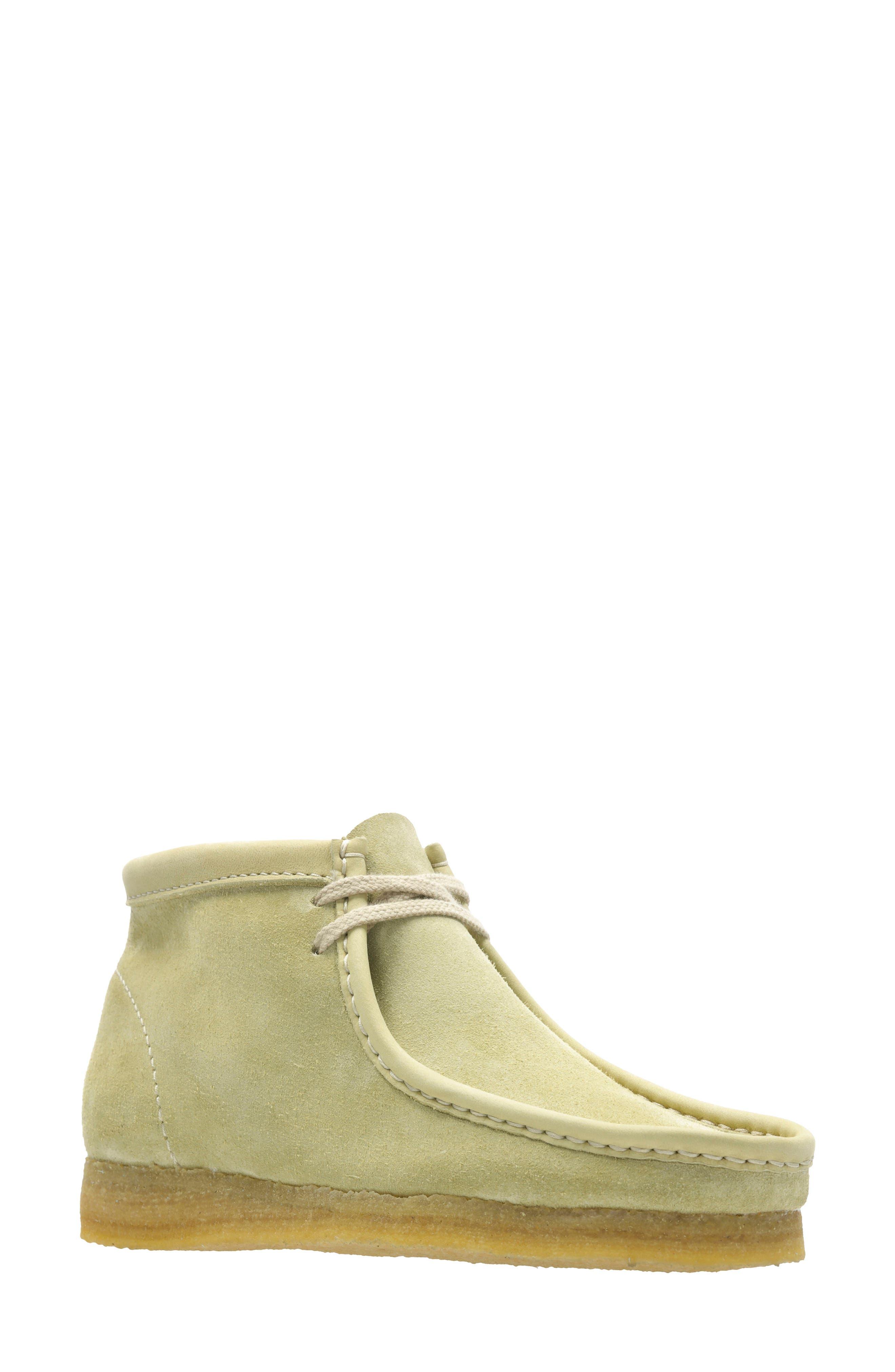 Women's Clarks Originals Wallabee Chukka Boot