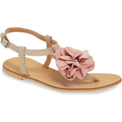 Klub Nico Evie Floral Sandal, Pink