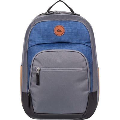 Quiksilver Schoolie Cooler Ii Backpack - Blue