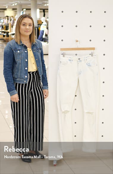 Rex Damaged Skinny Fit Jeans, sales video thumbnail