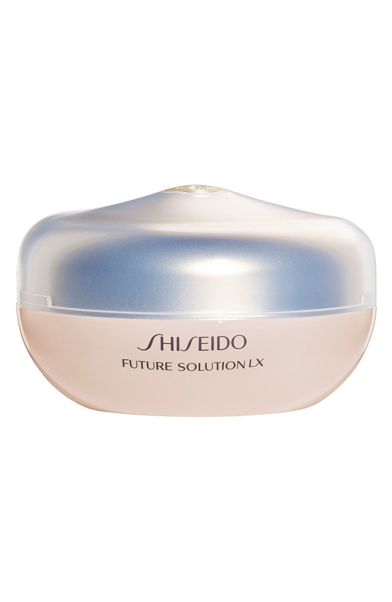 SHISEIDO Future Solution LX Total Radiance Loose Powder, Main, color, NO COLOR