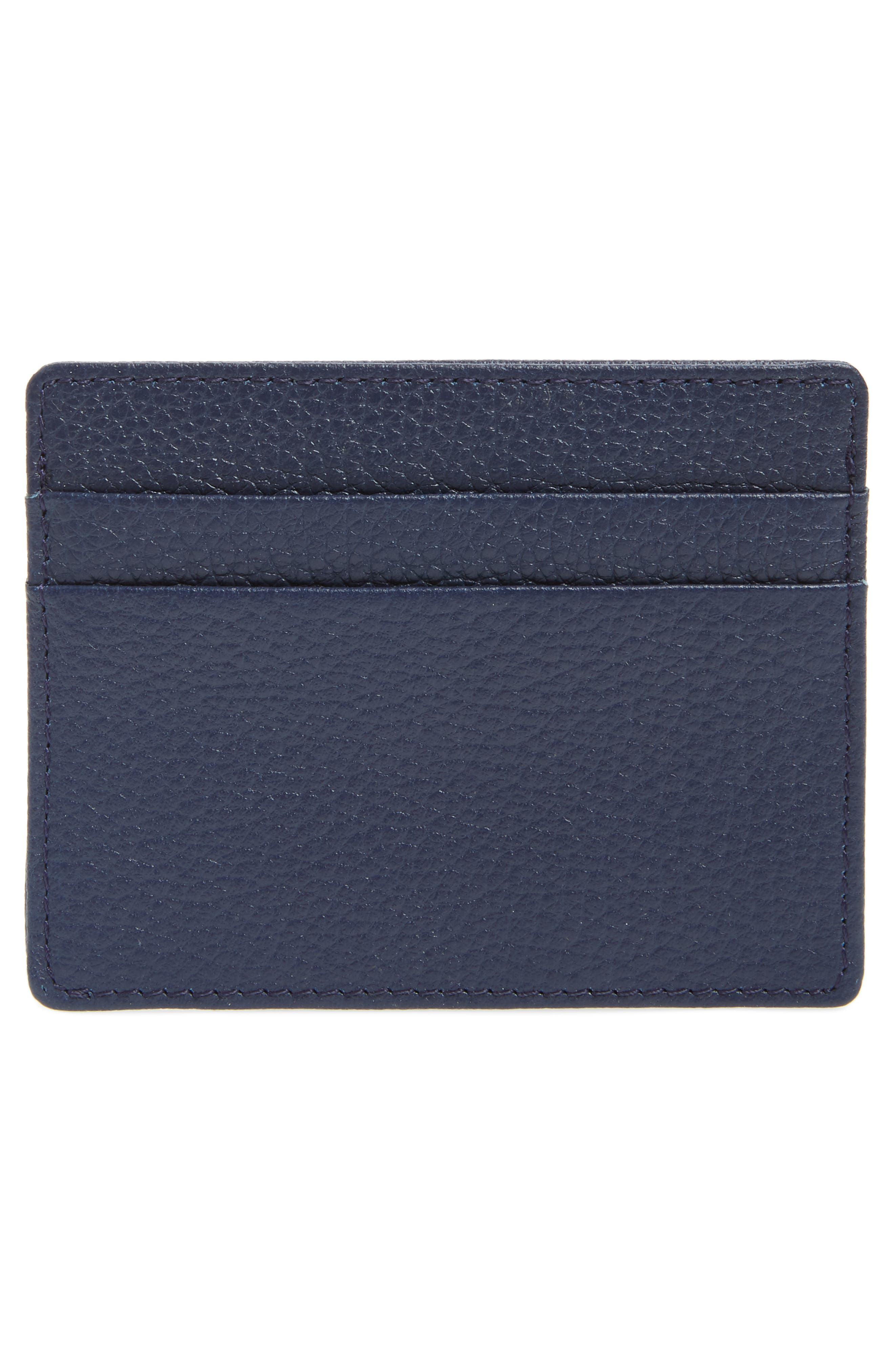,                             Jamie Leather Card Case,                             Alternate thumbnail 30, color,                             410