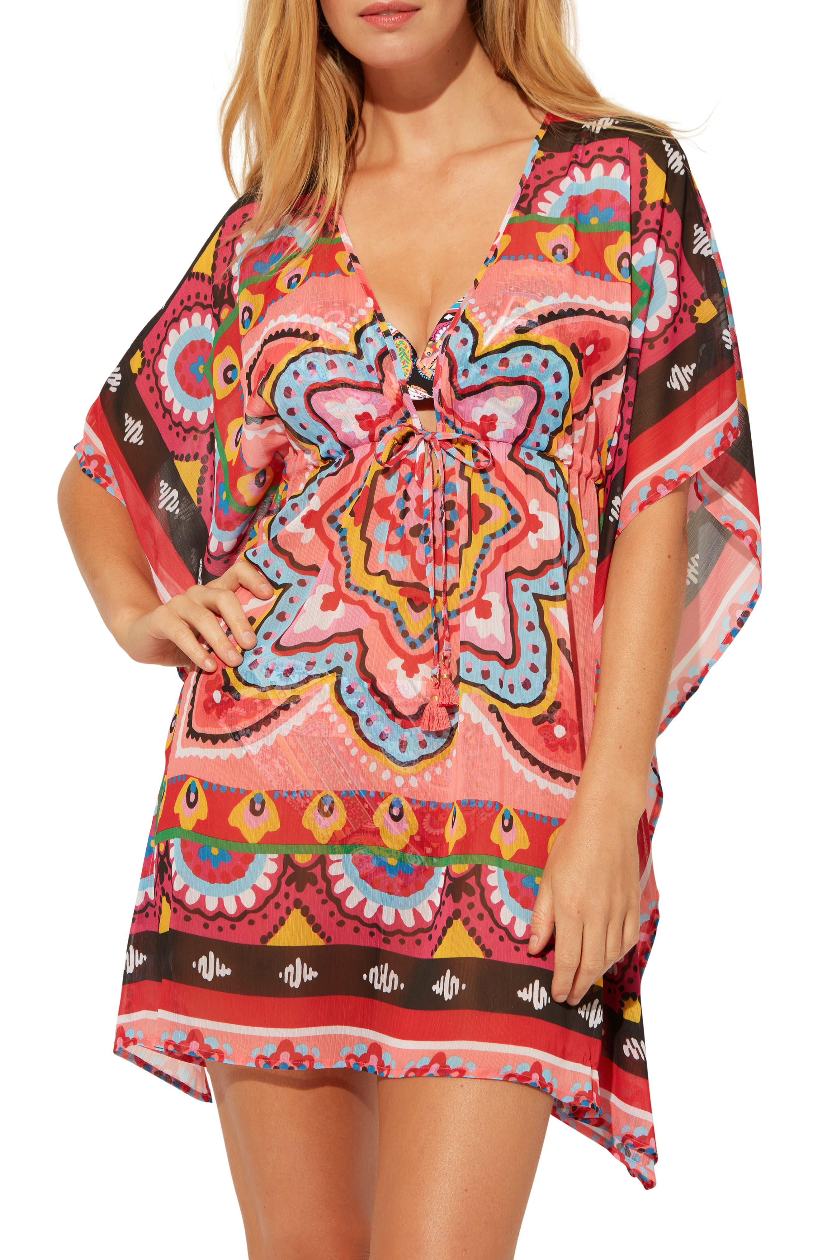 Just Cool Cover-Up Caftan
