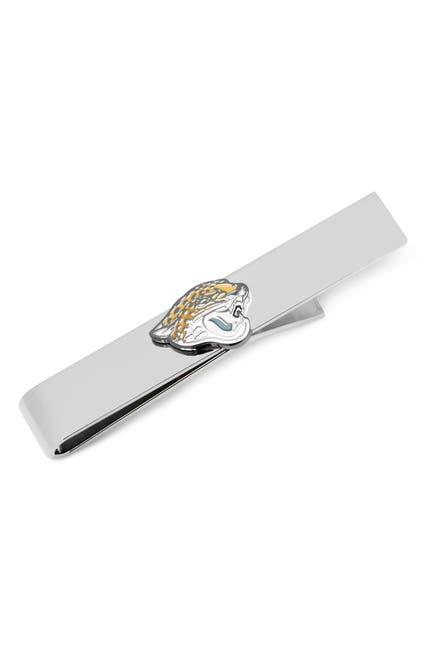 Image of Cufflinks Inc. NFL Jacksonville Jaguars Tie Bar