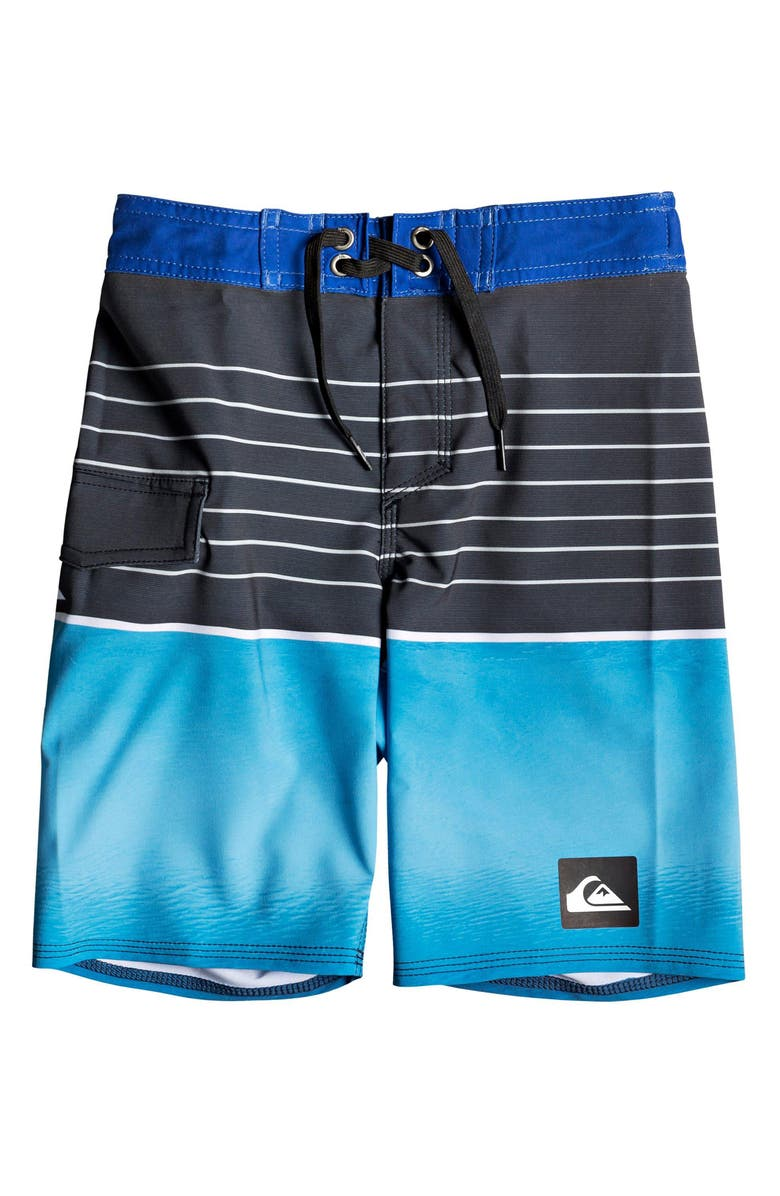 QUIKSILVER Highline Slab Board Shorts, Main, color, ELECTRIC ROYAL