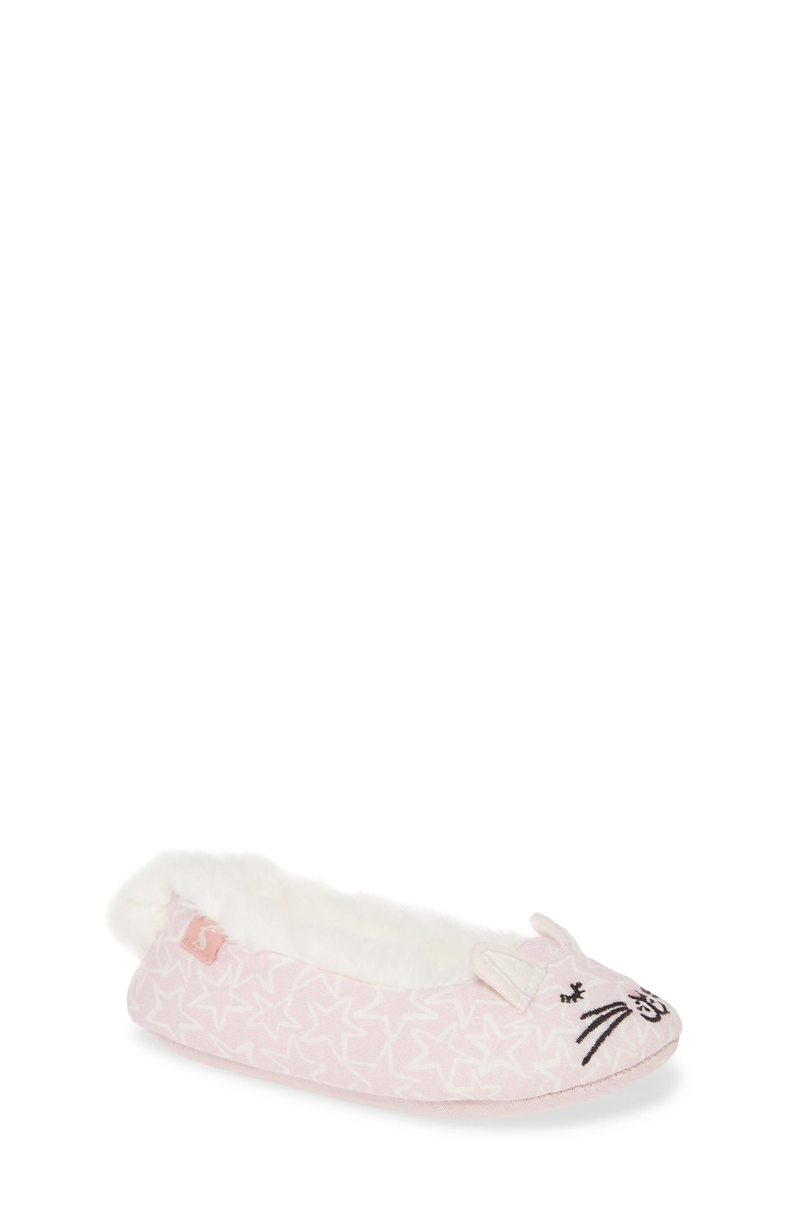 Image of Joules Dreama Faux Fur Lined Slipper