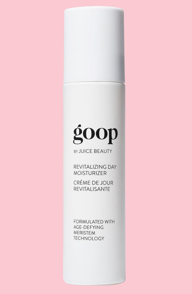GOOP by Juice Beauty Revitalizing Day Moisturizer, Main, color, 000