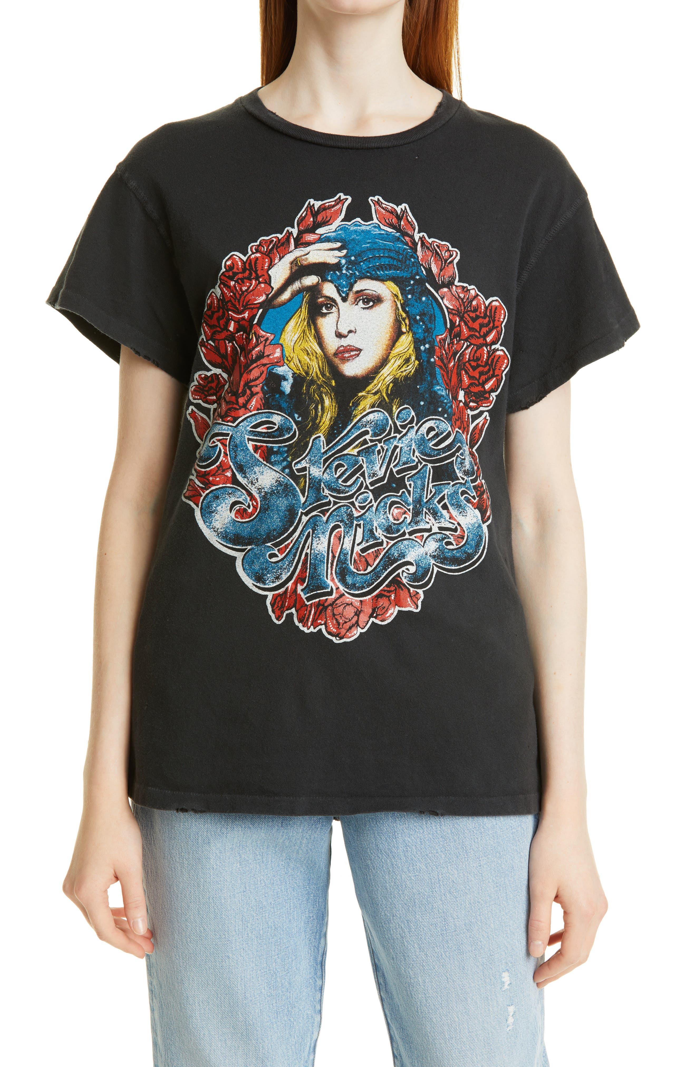 Unisex Stevie Nicks Mystic Graphic Tee