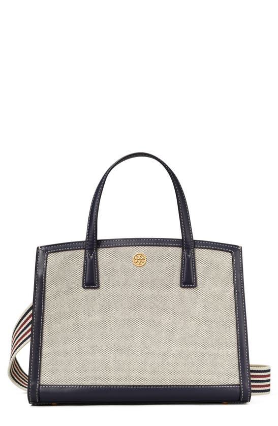 Tory Burch SMALL WALKER CANVAS SATCHEL