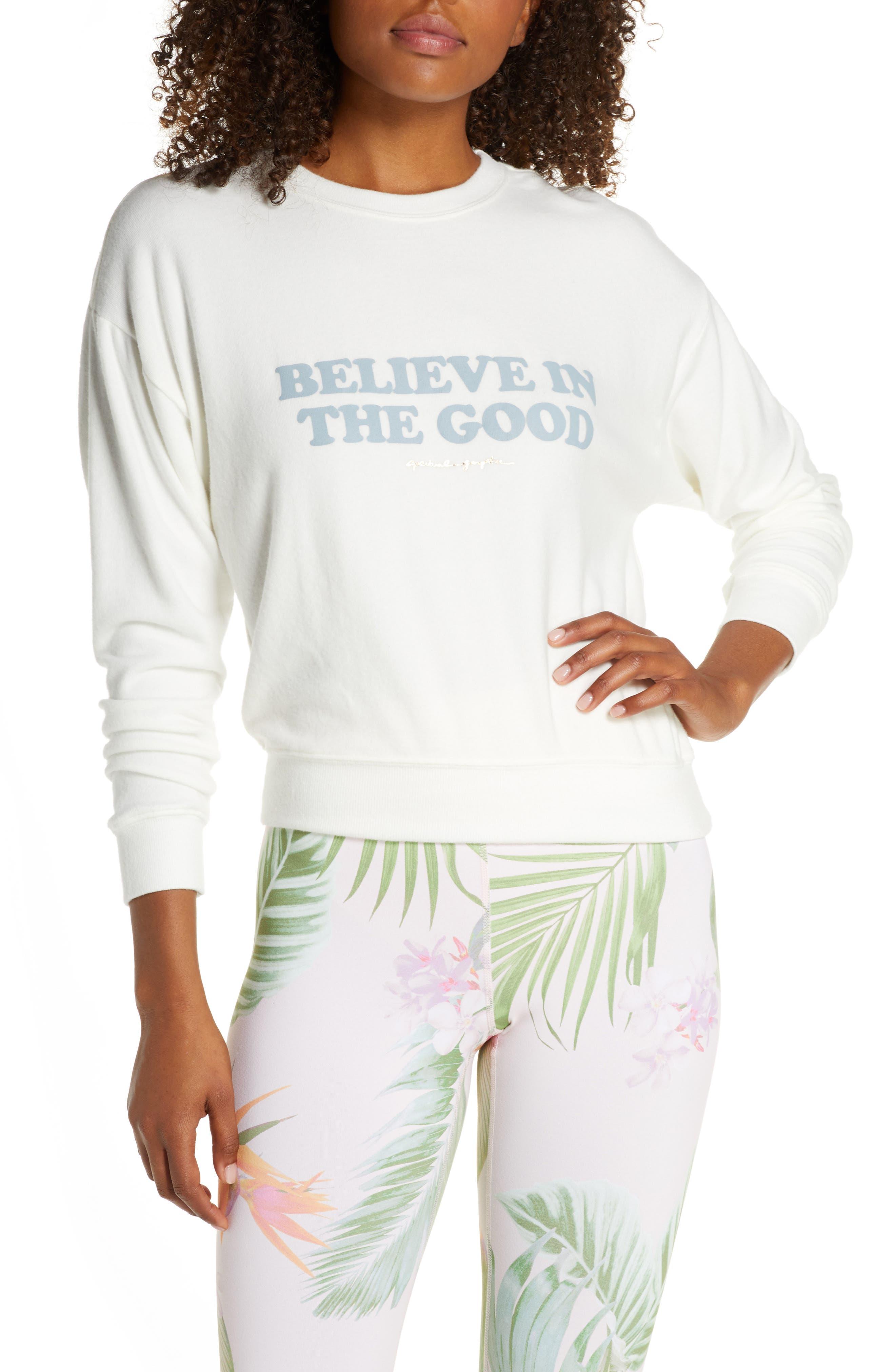 Spiritual Gangster Believe In The Good Sweatshirt