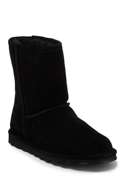 Image of BEARPAW Elle Genuine Shearling Lined Suede Boot