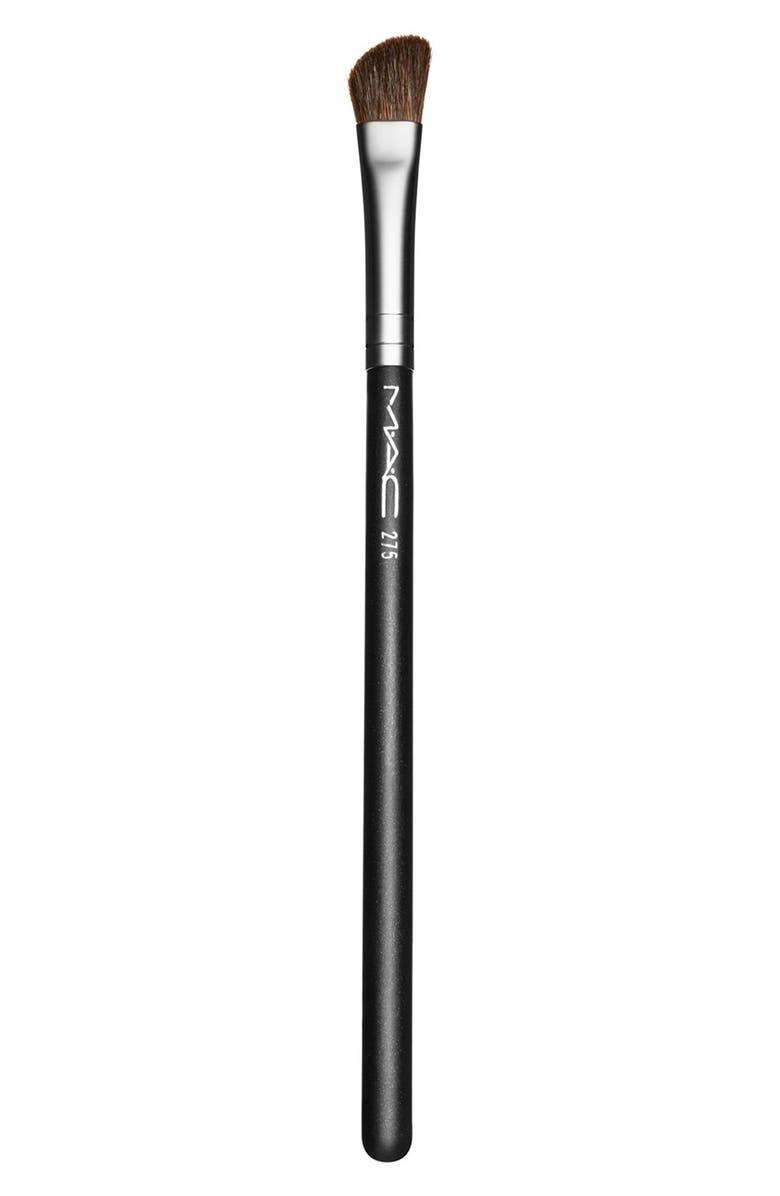 MAC COSMETICS MAC 275 Medium Angled Shading Brush, Main, color, 000