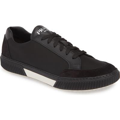 Prada Stratus Low Top Sneaker