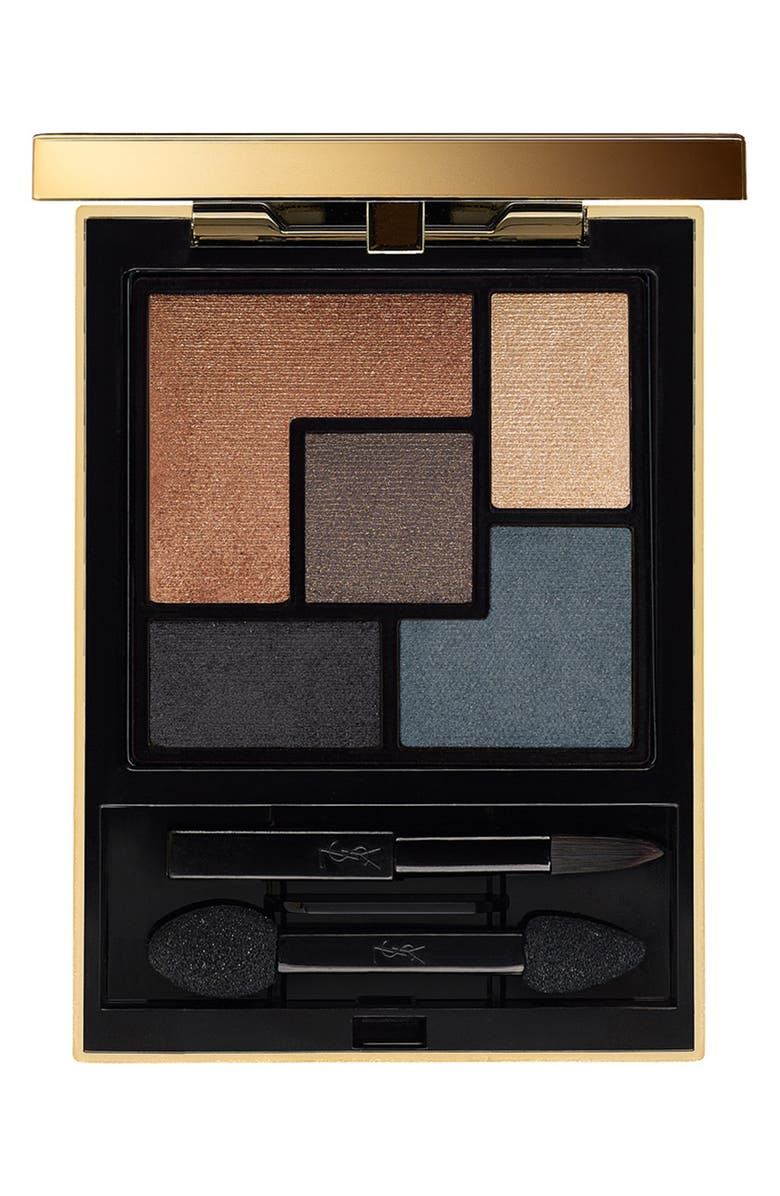 YVES SAINT LAURENT 'Fétiches' Fall 2014 Couture Collector Eyeshadow Palette, Main, color, 200