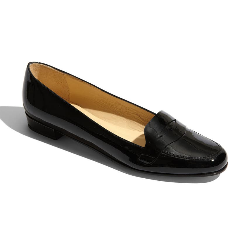 KATE SPADE NEW YORK 'olympia' loafer, Main, color, 001