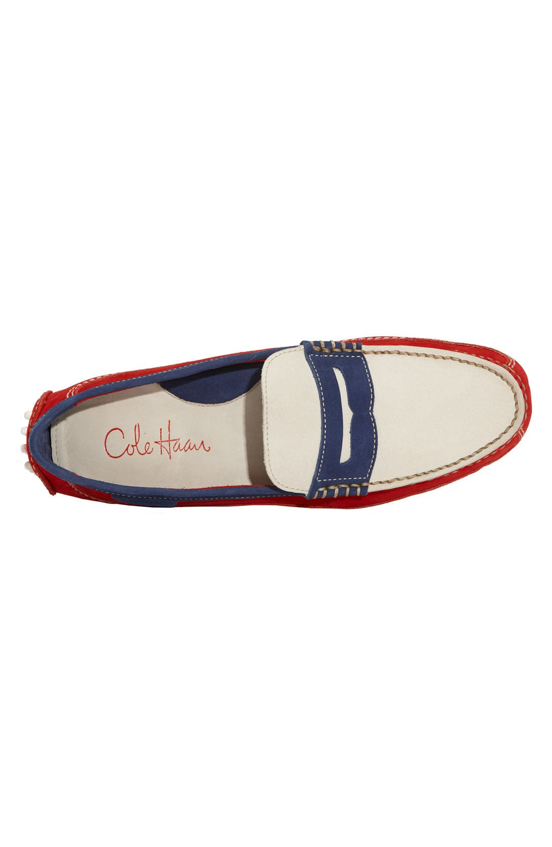 ,                             'Air Grant' Driving Loafer,                             Alternate thumbnail 55, color,                             600