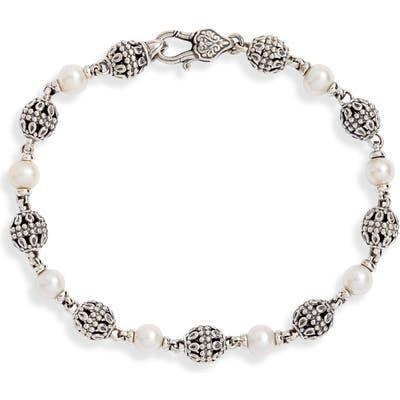 Konstantino Kleos Pearl Bracelet