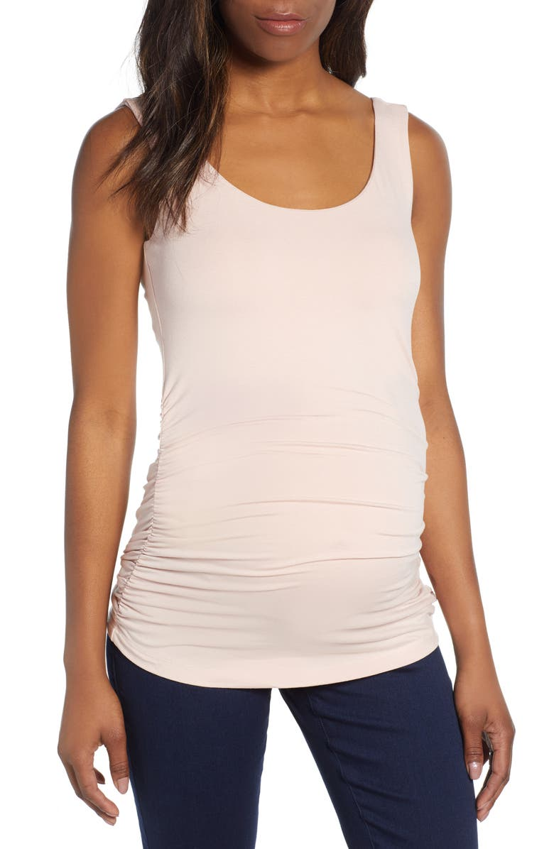 ISABELLA OLIVER The Maternity Tank, Main, color, 650