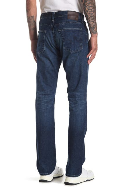 Image of AG Everett Slim Straight Jeans