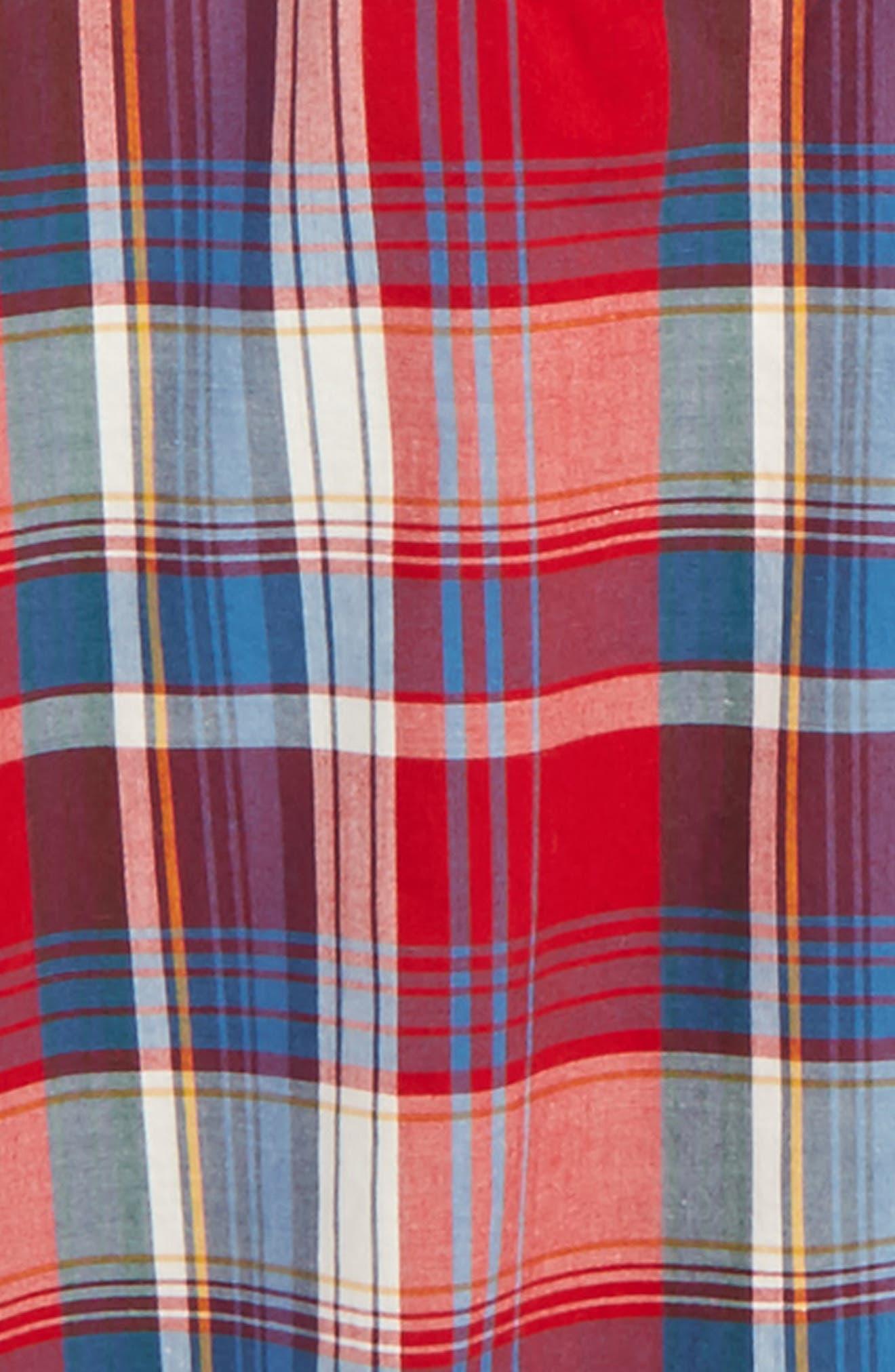 ,                             'Photo' Buffalo Plaid Woven Shirt,                             Alternate thumbnail 31, color,                             601