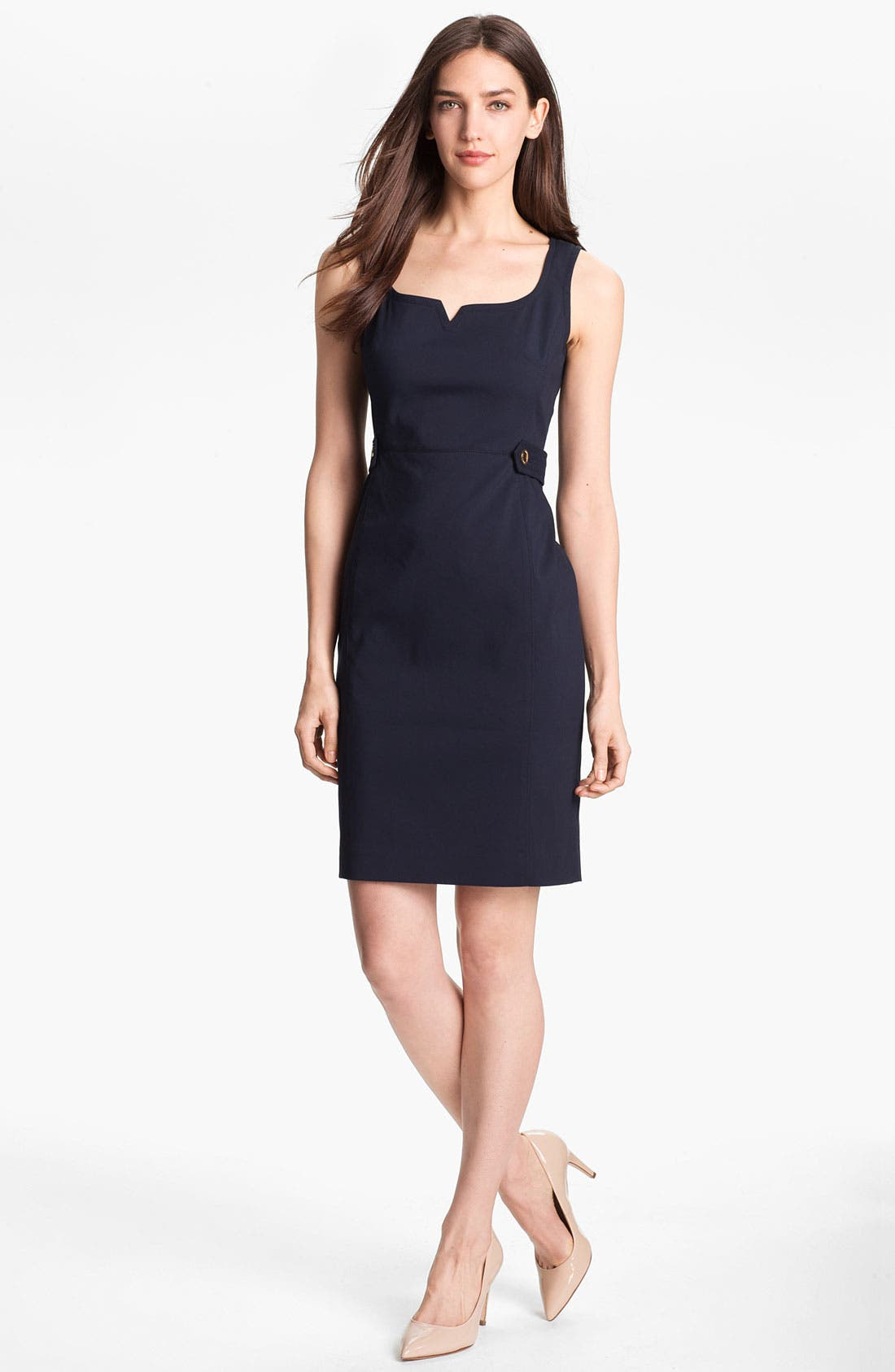 ,                             'Tayler' Stretch Sheath Dress,                             Main thumbnail 6, color,                             410
