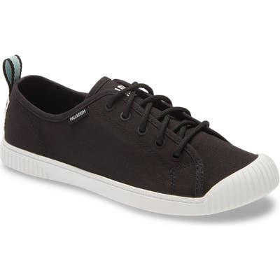 Palladium Easy Low Top Sneaker, Black