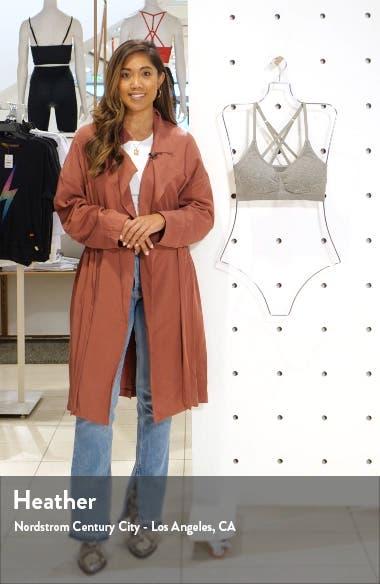 Lexa Strappy Bralette, sales video thumbnail